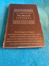 W. Somerset Maugham THE MOON AND SIXPENCE Paul Gaugin Heritage Reprints 1941