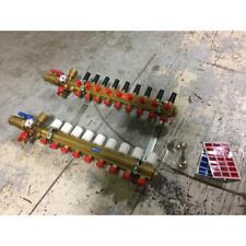 Zurn Qhpm 9 9 Port Accuflow Preassembled Radiant Heating Manifold
