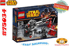 LEGO Star Wars 75034 Death Star Troopers 100 pcs Ages 6-12 + FREE BONUS **NEW**
