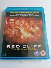 Red Cliff (Blu-ray, 2009) 2-Disc Special Edition