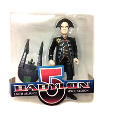 Babylon 5 Cult Sci fi Tv show toy action figure on inner tray Unused, Rare