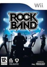 Rock Band (Nintendo Wii, 2008)