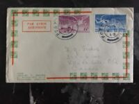 1948 Waterford Ireland Airmail Cover To Ville La Salle Canada
