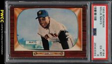 1955 Bowman Willie Mays #184 PSA 6 EXMT (PWCC)