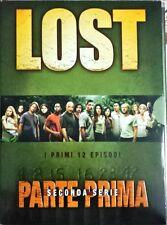 Lost. Seconda serie. Parte 1 (2005) DVD