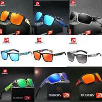 DUBERY Hot Mens Polarized Sport Sunglasses Outdoor Fishing Riding Summer Goggles