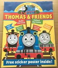 DeAGOSTINI - THOMAS & FRIENDS - Sticker Poster