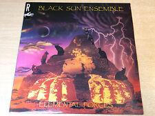 EX/EX !! Black Sun Ensemble/Elemental Forces/1991 Reckless LP