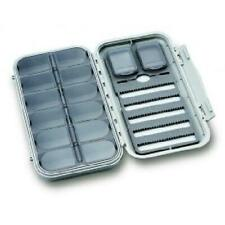 C&F Large 5-Row Dry & Nymph WP Fly Case w 12 Compartments | Superior Quality