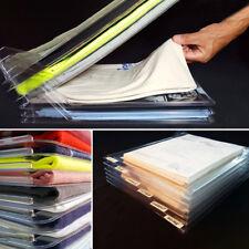 10x Clothes T-Shirt Folder Magic Folding Board Flip Fold Adult Laundry Organizer