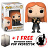 FUNKO POP HARRY POTTER GINNY WEASLEY W DIARY VINYL FIGURE + FREE POP PROTECTOR