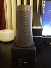 Harman Kardon Invoke Voice Activated Wireless Home Speaker w/ Cortana - Graphite