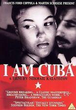 I AM CUBA USED - VERY GOOD DVD