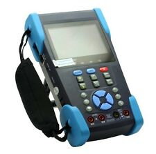 "HVT-2623T 3.5"" LCD CCTV POE Visual Fiber Tester PTZ Multimeter TDR Portable Tool"