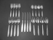 "Oneida  Stainless Flatware ""MIDLAND ""  Service for  4  FREE SHIPPING"