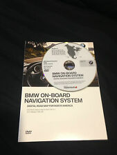 Authentic BMW X3 X5 (E53) Z4 Navigation DVD CD # 012 WEST Map Update © 2013 OEM