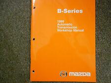1999 Mazda B-Series Truck Automatic Transmisson Service Repair Shop Manual 99