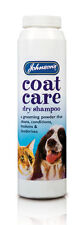 Johnsons Coat Care Dry Shampoo for Cats & Dogs
