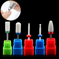 3/32'' Nail Art Electric Ceramic Carbide Rotary File Drill Bit Manicure Pedicure