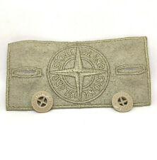 Rare Beige Stone Island Ghost Badge and 2 Beige buttons