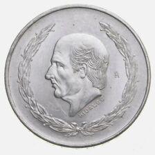 SILVER - WORLD COIN - 1953 Mexico 5 Pesos - World Silver Coin- A KEY DATE COIN !