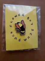 Tyler The Creator Flower Boy Pre Order Bee Pin Golf Wang Odd Future Supreme Rap