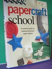 Cat Charity Auction Book Papercraft School  ISBN 0276422422