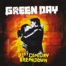 GREEN DAY - 21st CENTURY BREAKDOWN CD ~ BILLIE JOE ARMSTRONG ~ PUNK *NEW*