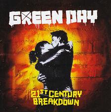 GREEN DAY - 21st CENTURY BREAKDOWN CD ~ BILLIE JOE ARMSTRONG ~ PUNK *NEW*