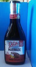 Mrs Dash No Msg Salt Free Marinade Sweet Teriyaki 12 Fl Oz
