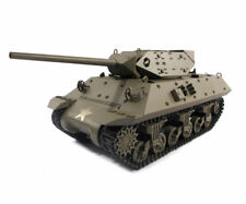 1:16 Mato US M10 RC Tank Destroyer 2.4GHz Infrared 100% Metal Military Green