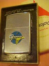 1964 T & C Zippo Lighter - Grumman Aviation - Town & Country – Excellent in Box