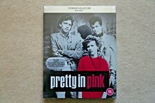 BLU-RAY PRETTY IN PINK  PREMIUM EXCLUSIVE EDITION NEW SEALED UK STOCK