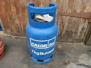 Empty Calor Gas Bottle 7kg