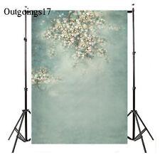 PHOTOGRAPHY Backdrop Vinyl Prop Flowers Wall 5X7 FT