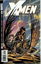 Uncanny X-men #411-412. LOT OF 2 (MARVEL 2002) WOLVERINE, NIGHTCRAWLER, ANGEL