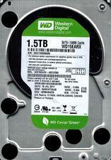 Western Digital WD15EARX-00ZUDB0 1.5TB DCM: HARCHT2AAB
