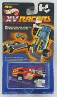 1985 Hot Wheels X-V Racers Red XV Racer Awesome Sealed New Friction Racer NIP