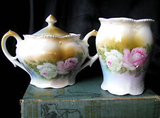 Antique Ceramic Amp Porcelain Creamers Amp Sugar Bowls For