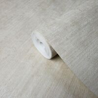 beige metallic Plain Textured rustic Wallpaper roll modern faux Concrete plaster