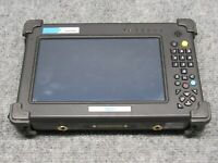People Net Mobile Demand T7000 Rugged Tablet Intel Atom 1.6GHz 1GB RAM No HDD