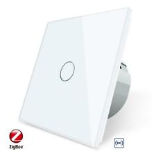 ZigBee livolo Smart effets//Croix Interrupteur SmartHome ZigBee vl-c701sz-15 Gris