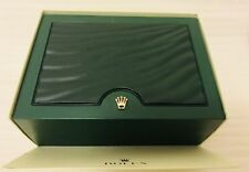 ROLEX Watch Box Geneve Suisse Rolex Submariner, datejust , green color rolex box