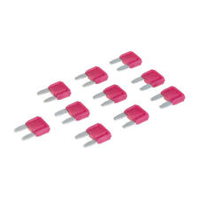 Silverline Automotive Blade Fuses 10 Pack Mini Regular ATM ATO ATT Low Profile
