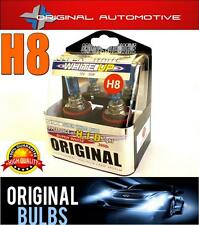 H8 35w Profesional Halógena Super Blancos De Alta PROformance las bombillas de xenón