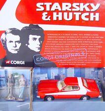 "Corgi Toys 1:36 ""STARSKY & HUTCH"" FORD TORINO TV Movie Model Car 57402 MIB`99!"