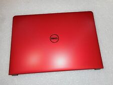 DELL INSPIRON 14 5000 SERIES LCD BACK COVER RED CHB02 7WTC6