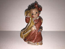 Martha Holcombe Sweetie1995 Figurine African American God is Love Mmo