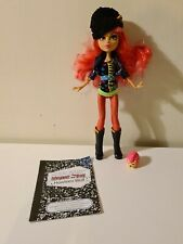 Howleen Wolf - 13 Wishes - Monster High doll with pet and diary