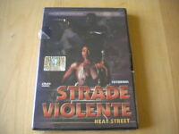 Strade violente Heat street  MacDonald Gibson Zamora Adams DVD thriller nuovo